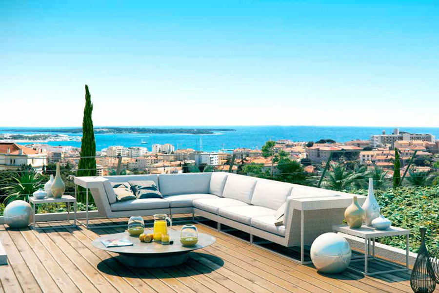 Programme immobilier Cannes