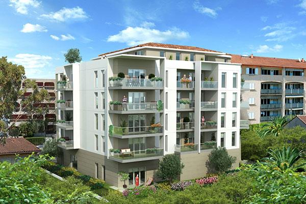 Programme immobilier Cagnes-sur-Mer