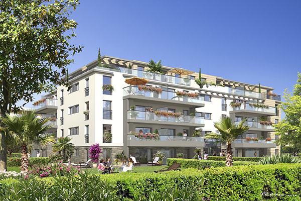 Programme immobilier Saint-Laurent-du-Var