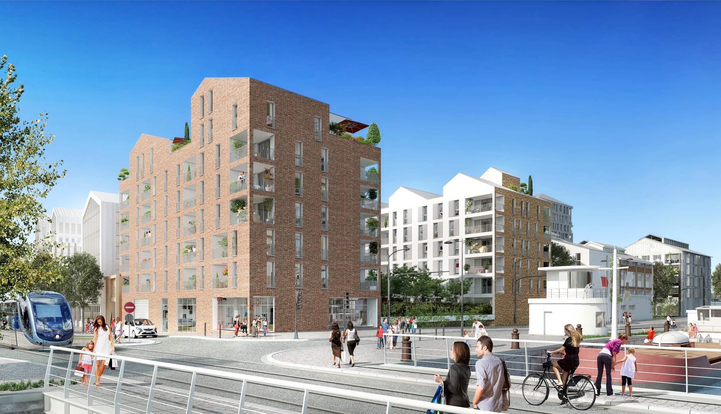 R sidence de grand standing dot e d une architecture - Architecture contemporaine residence parks ...